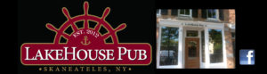 Lisa Lee Trio 6-9 @ LakeHouse Pub | Skaneateles | New York | United States